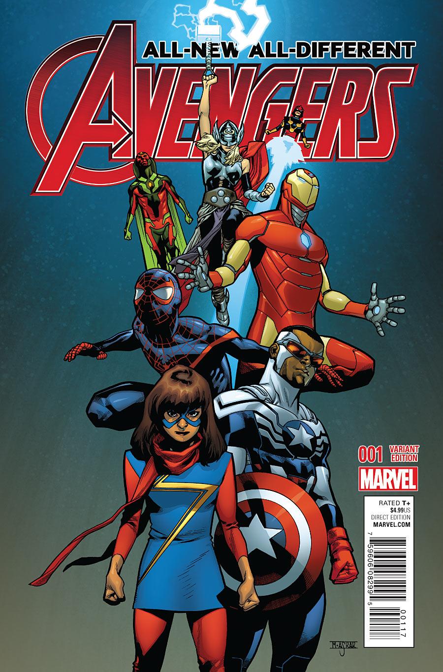 All-New, All-Different Avengers Vol 1 1 Asrar Variant.jpg