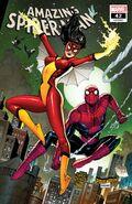 Amazing Spider-Man Vol 5 42 Spider-Woman Variant
