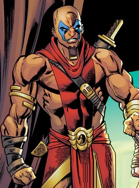 Baal (Sandstormers) (Earth-616)