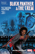 Black Panther and the Crew We are the Streets TPB Vol 1 1