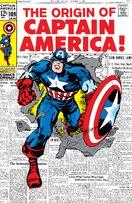 Captain America Vol 1 109