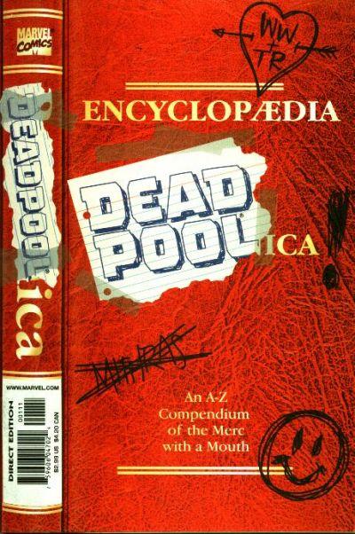 Encyclopaedia Deadpoolica Vol 1