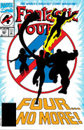 Fantastic Four Vol 1 381