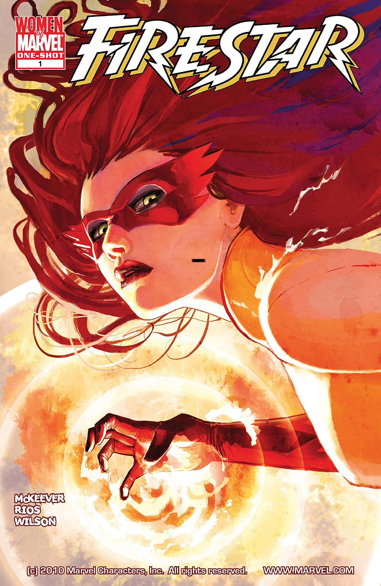 Firestar Vol 2 1