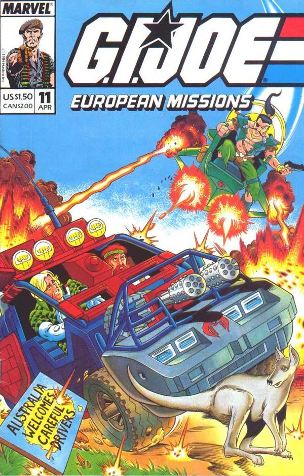 G.I. Joe: European Missions Vol 1 11