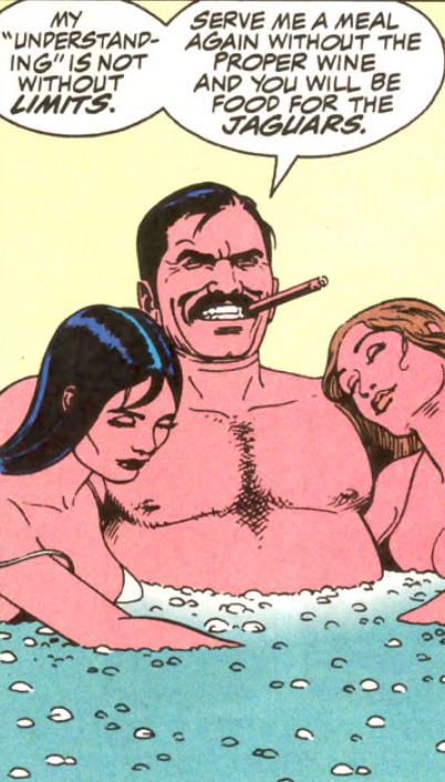 General Carranza (Earth-616)