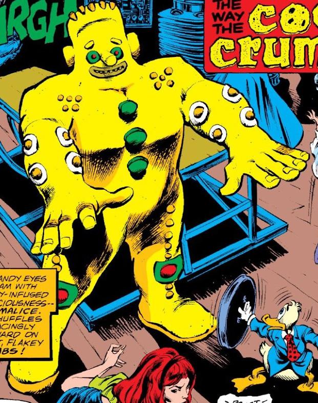 Gingerbread Man (Earth-616)