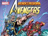Heroes Reborn: Avengers TPB Vol 1 1