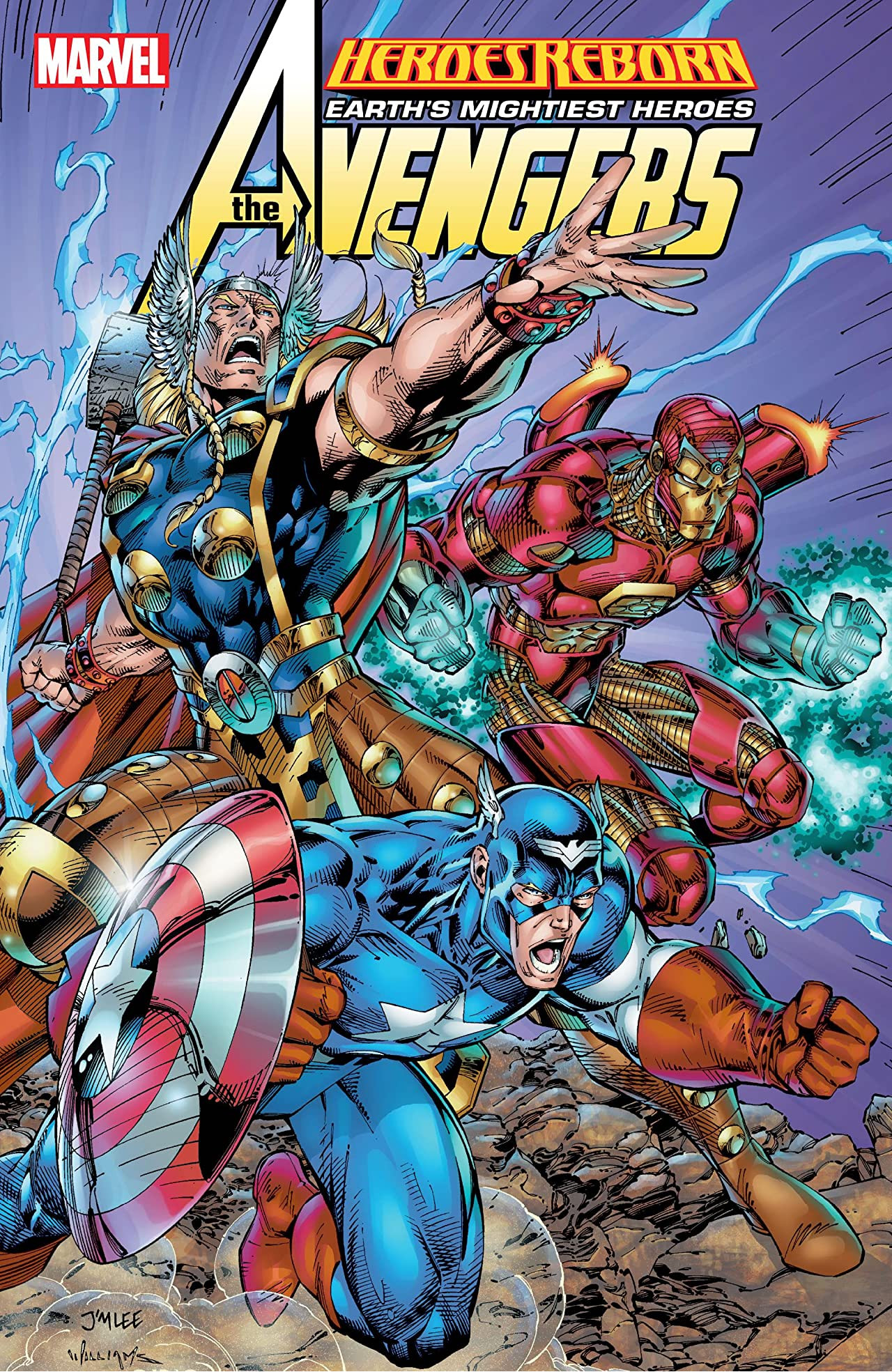 Heroes Reborn: Avengers TPB Vol 2 1