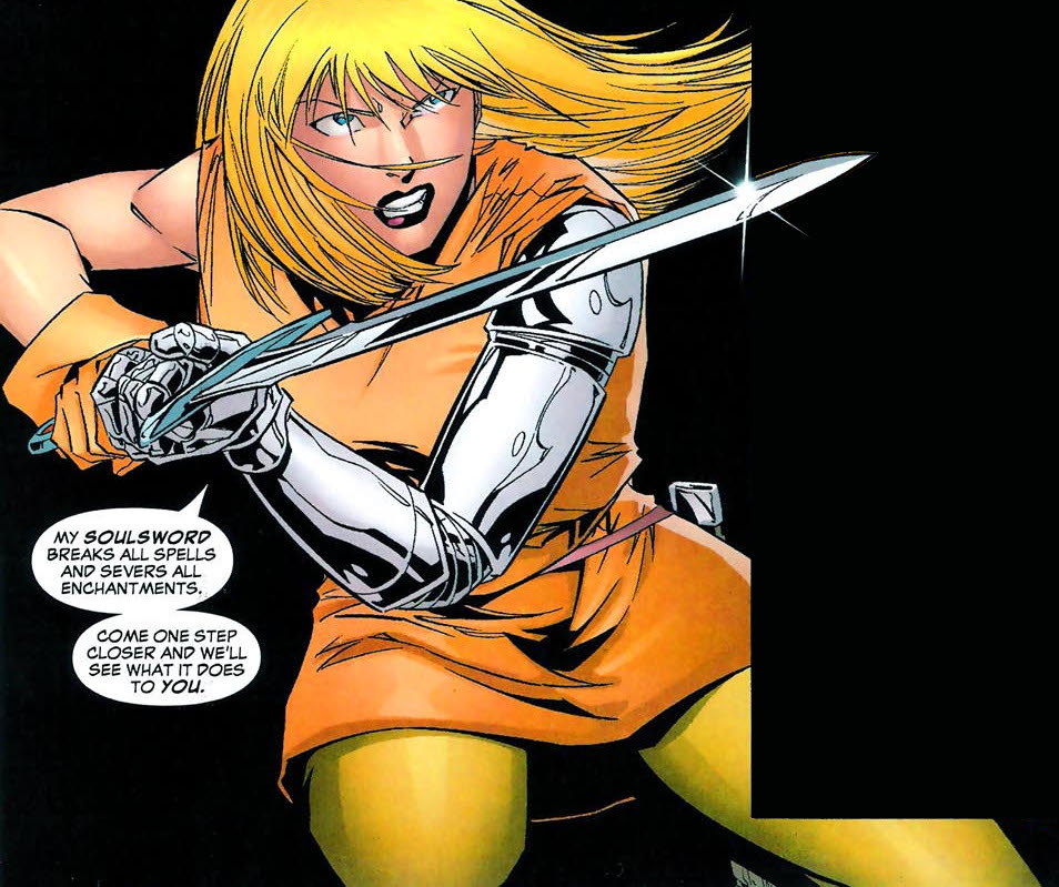 Illyana Rasputina (Earth-37072)