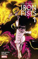 Immortal Iron Fists Vol 1 1