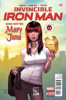 Invincible Iron Man Vol 3 4
