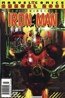 Iron Man Annual Vol 1 2001