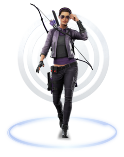 Katherine Bishop (Earth-TRN814) from Marvel's Avengers (video game) 002.png