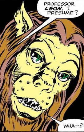 Leon (Cat People) (Earth-616)