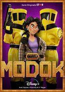 Marvel's M.O.D.O.K. poster ita 004
