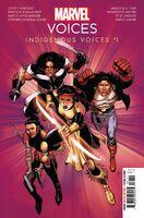 Marvel's Voices Indigenous Voices Vol 1 1