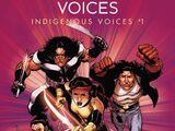 Marvel's Voices: Indigenous Voices Vol 1 1