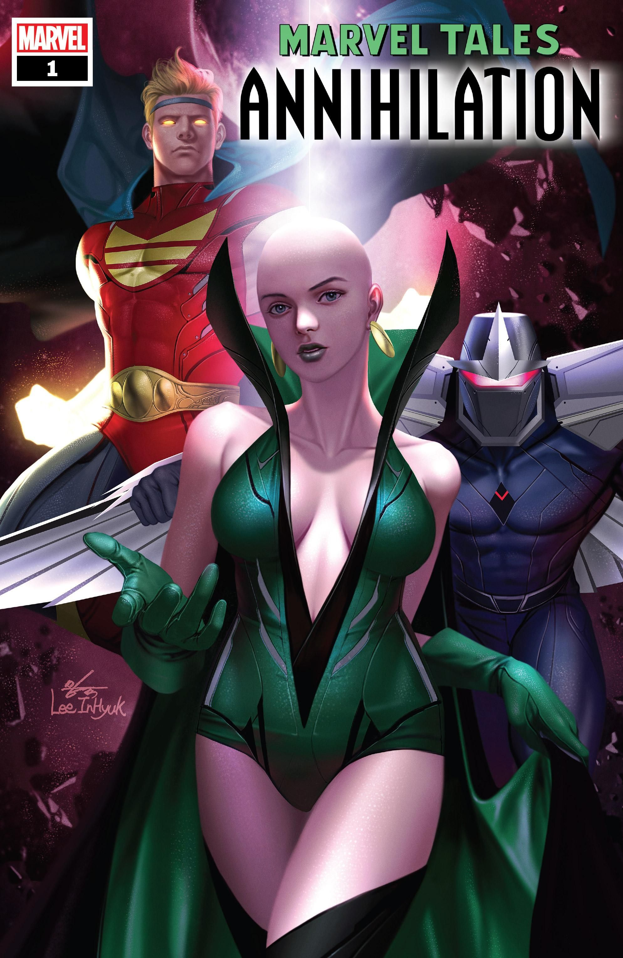 Marvel Tales: Annihilation Vol 1 1