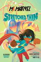 Ms. Marvel Stretched Thin Vol 1 1