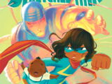 Ms. Marvel: Stretched Thin Vol 1 1