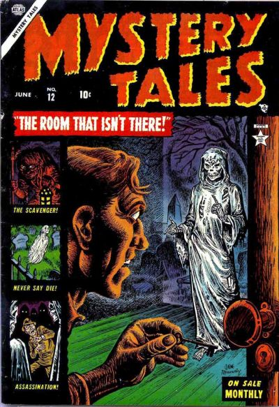 Mystery Tales Vol 1 12