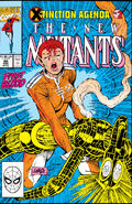 New Mutants Vol 1 95