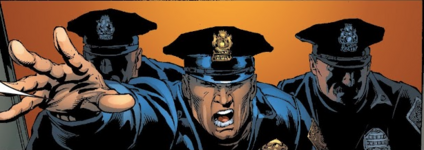 New York City Police Department (Earth-55921)