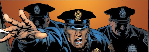 New York City Police Department (Earth-55921)/Gallery
