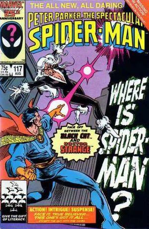 Peter Parker, The Spectacular Spider-Man Vol 1 117.jpg