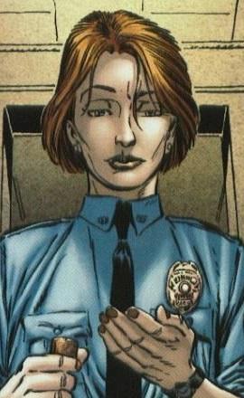 Sally Riker (Earth-616)/Gallery