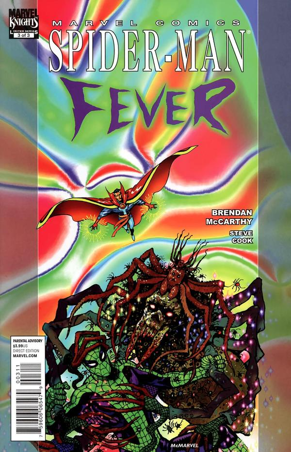 Spider-Man: Fever Vol 1 3