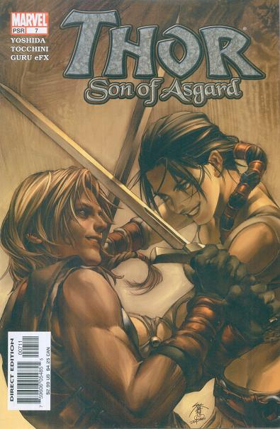 Thor: Son of Asgard Vol 1 7