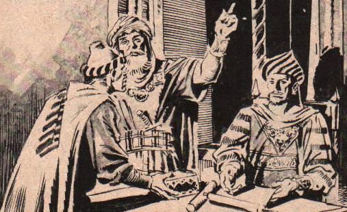 Three Wise Men (Earth-791)/Gallery