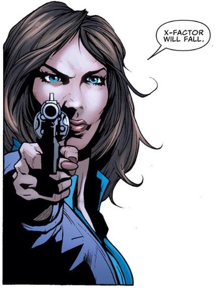 Vera (Warders) (Earth-616)