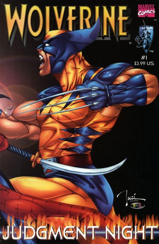 Wolverine: Judgment Night Vol 1 1