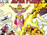 X-Men/Alpha Flight Vol 1 1