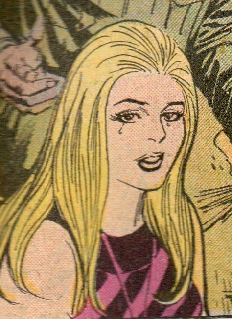 Ann Reynolds (Earth-616)