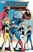Avengers and Power Pack Assemble! TPB Vol 1 1