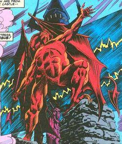 Beelzebub (Earth-616) from Pilgrim's Progress Vol 1 1 0001.jpg