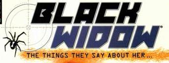 Black Widow 2 Vol 1