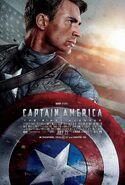 Captain America The First Avenger poster 003