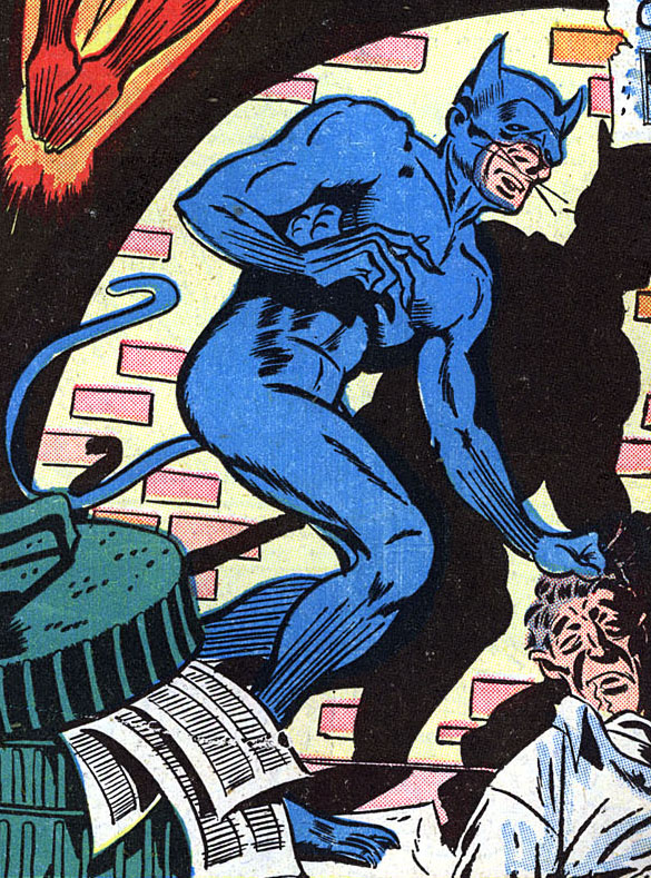 Catman (Earth-616) from Captain America Comics Vol 1 60 0001.jpg
