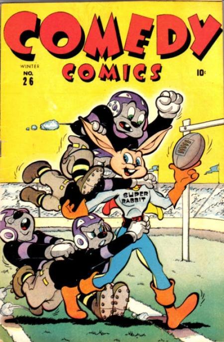 Comedy Comics Vol 1 26