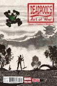 Deadpool's Art of War Vol 1 3