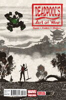 Deadpool's Art of War Vol 1 3