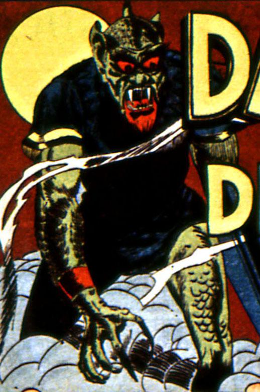 Demon (Davey Drew Foe) (Earth-616)