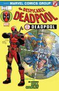 Despicable Deadpool Vol 1 287 Lenticular Homage Variant