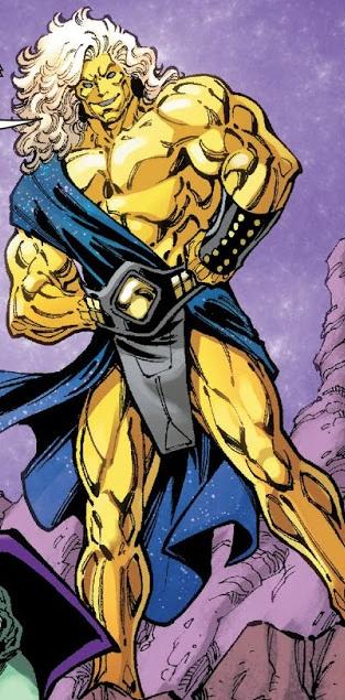 Dynamus (Earth-616)