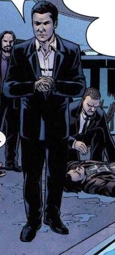Edward Vance (Earth-616)